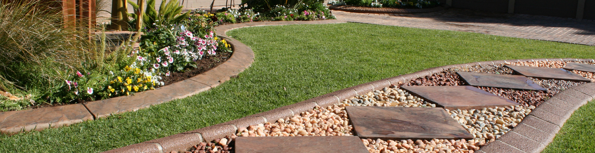 Garden Edging Kwik Kerb